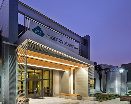 Puget sound energy georgetown seattle