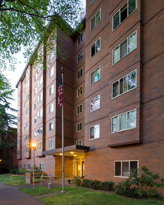 seattle housing authority w g clark